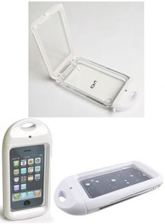 iDry Waterproof Case for iPhone 4