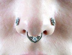 Scylla septum jewelry - just beautiful!