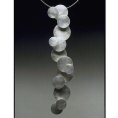 Melissa Borrell Design — Long Bubble Pin/Pendant