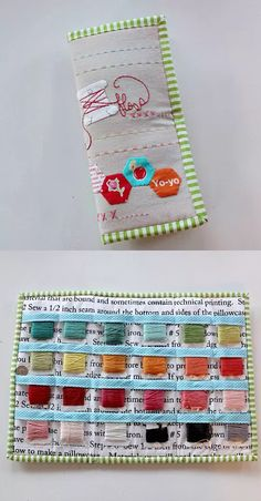 96 Best Embroidery Floss Storage Images In 2019 Embroidery Floss