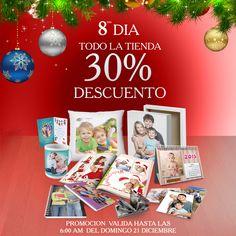 Aprovecha este #octavodia con un 30% de descuento en toda nuestra tienda, envíos a toda Colombia. http://impreya.com/