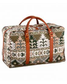 Bolsos de viaje unisex fabricados en piel y lona - bolsa bolsae