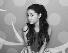 Ariana Grande When She Was Little | An Animated GIF Introduction To Ariana Grande