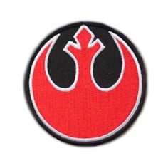 Rabel Alliance patch Star wars patch Starwars logo patch badge patch  Embroidered patch Sew on patch Iron on patch Applique by RockyMonkei on Etsy https://www.etsy.com/listing/291956611/rabel-alliance-patch-star-wars-patch