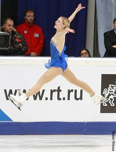 GRACIE GOLD - CUP OF RUSSIA