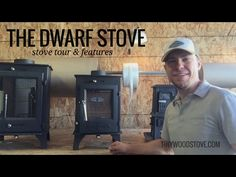 OFF-GRID HEAT: Small Wood Stoves | Livin' Lightly