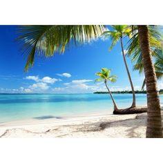 Fotomurales Tejido No Tejido, Fotomurales de playas, CARIBBEAN SEA