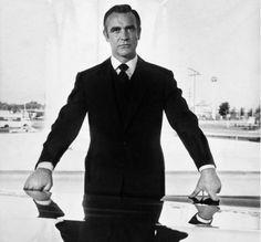 James Bond photos by Terry O'Neill