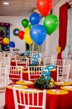 Boy Birthday Parties, Baby Birthday, Pool Party Cakes, Craft Party, Alice, Toys, Crafts, Lala, Bernardo