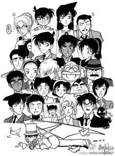 Detective Conan // Best cartoon ever!