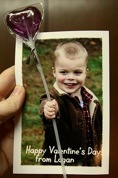 DIY - how to make a balloon valentine card.  Need to do these for Jenna's preschool class.