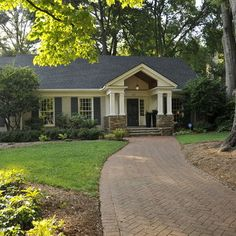 Exterior ranch remod on pinterest ranch exterior ranch for Exterior updates for ranch style homes