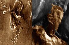 Alien Figure Found On Google Mars Map, August 16, 2014, UFO Sighting News.