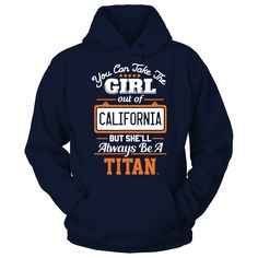 Take The Girl Out But She'll Always Be - Cal State Fullerton Titans Front picture