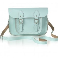 Chelsea Collection | The Cambridge Satchel Company - Very high on my wishlist now. £115