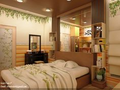 this is my work for 3d interior render a few years ago