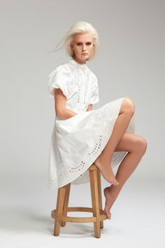 ALICE by Temperley Spring Summer 14, Lucy Shirt Dress