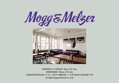 Mogg & Melzer:  NY deli located inside former Jewish School for Girls.  Less than 10 minute walk SE of apartment.