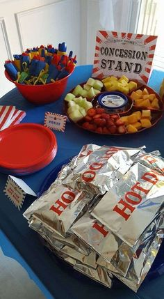 Circus / Carnival Birthday Party Ideas | Photo 3 of 23