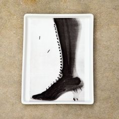 Lady's Boot X-Ray Tray Small now featured on Fab.