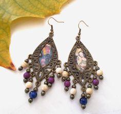 Brinco-à-Brac Earrings: Novos brincos da colecção Love Art