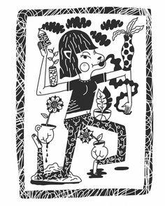 Bafcat - The Drawing Arm :: Illustration Agency