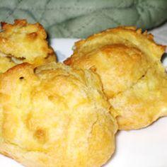Cream Puff Shells Allrecipes.com
