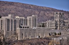 West Point is a federal military reservation established by President of the United States Thomas Jefferson in 1802. It consists of about 16,000 acres including the campus of the U.S. Military Academy which is also called West Point  My brother was a cadet and Professor here.