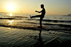 The Only Way to Make Sense out of Change Is to Plunge Into It, Move With It, and Join the Dance - Alan Watts