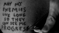 may my enemies...  -W E L L ※ F E D-