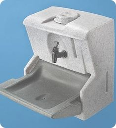 HandyMan 12 Volt Portable Sink Unit Compact Mobile For Vehicles - With No Plumbing Required
