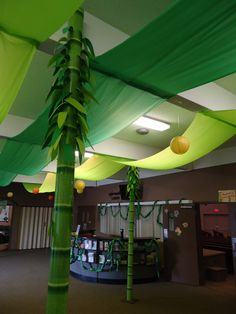 Foyer for Pandamania VBS