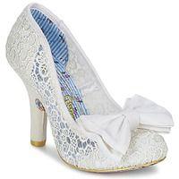 Zapatos Mujer Zapatos de tacón Irregular Choice MAL E BOW Blanco
