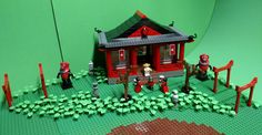 Shinto Shrine With Landscape | by ACPin