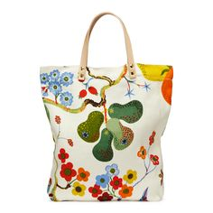 Lisa Mende Design: Josef Frank Exhibit on Tour in US. Tote Backpack, Tote Bag, Fashion Bags, Fashion Accessories, Josef Frank, Recycle Jeans, Linen Bag, Summer Bags, Purses And Bags