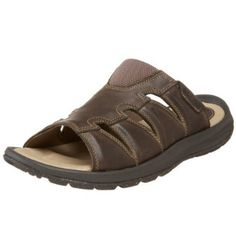 Columbia Men's Corniglia Sandal Columbia. $75.00. The contoured footbed and sleek leather upper make this casual sandal an ideal blend of comfort and style.. Rubber sole. Nubuck
