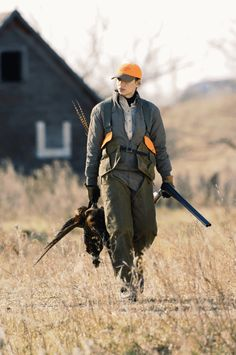 "filson: ""While most serious upland hunters wouldn't think of leaving their dogs at home, sometimes opportunities to hunt good land (or between big trips) are lost. Plenty of other hunters may want to tackle upland birds but don't have dogs, but. Quail Hunting, Deer Hunting Tips, Hunting Girls, Pheasant Hunting, Hunting Boots, Turkey Hunting, Hunting Clothes, Hunting Outfits, Women Hunting"