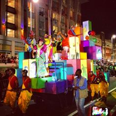 WDC 2014 Mayors Float | Cape Town Carnival 2014