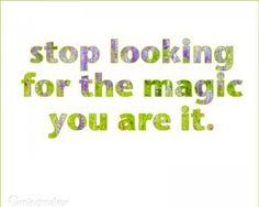 Stop Looking   mindmaker
