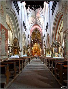 Torun - Church of St. James Poland