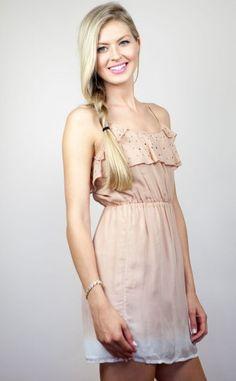 Greylin - Lucia Studded Dress | Chloe Rose