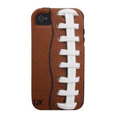 Football iPhone 4 Case Mate