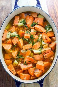 Sweet Potato Soup Two Ways | eHow