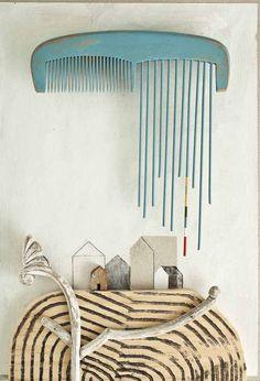 Isidro Ferrer, sculpture