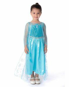 FROZEN FEVER ELSA 12 Ultimate Girl/'s Costume Deluxe Chasing Fireflies Disney