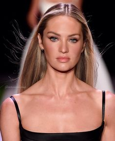 """Candice Swanepoel on Instagram: """"More photos about the @brandonmaxwell show 🦋 #angelcandices"""" Candice Swanepoel Makeup, Candice Swanepoel Style, Glam Makeup, Hair Makeup, African Models, Victoria Secret Angels, Famous Women, Woman Crush, Beauty Women"""