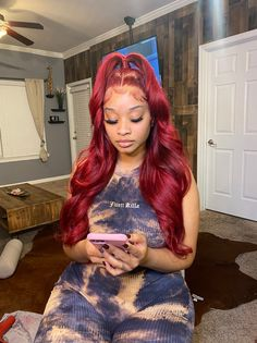 Colored Weave Hairstyles, Sew In Hairstyles, Lemonade Braids Hairstyles, Frontal Hairstyles, Baddie Hairstyles, Black Girls Hairstyles, Pretty Hairstyles, Ponytail Hairstyles, Winter Hairstyles