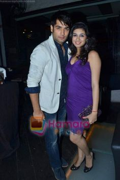 vivian dsena and vahbiz dorabjee at Siddharth Kannan_s bash on 31st March 2011
