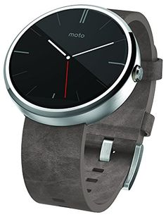 Motorola Moto 360 Smartwatch (helles Edelstahlgehäuse mit grauem Echtlederarmband) Motorola http://www.amazon.de/dp/B00N3VH3VC/ref=cm_sw_r_pi_dp_yeP.ub05V470X