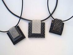 pendentifs textures   Flickr - Photo Sharing!